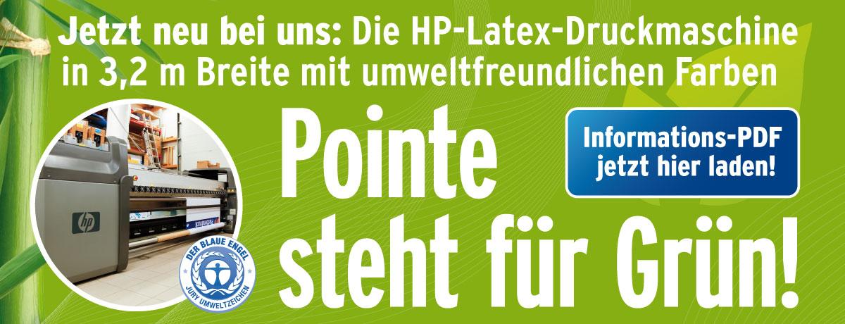 Pointe Werbung Werbetechnik Und Druck In Trier Saarburg